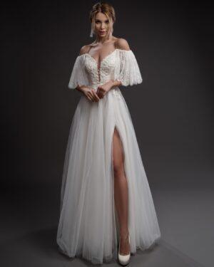 Сватбена рокля Сабрина Hadassa