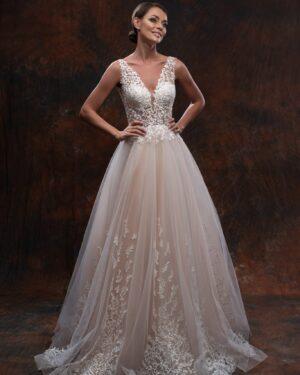 Сватбена рокля Савона Hadassa