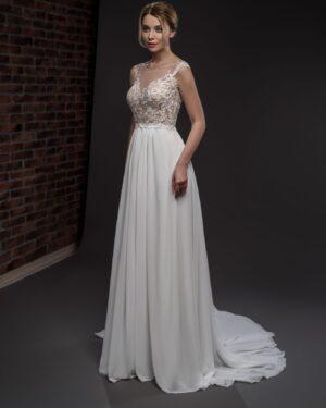Сватбена рокля Силвейн Hadassa