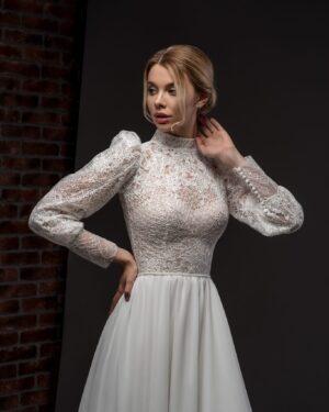 Сватбена рокля Соландж Hadassa