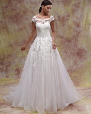 Сватбена рокля Стефи Hadassa
