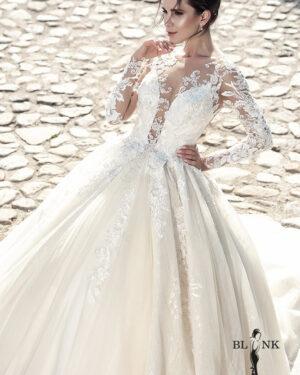 Сватбена рокля VALERIA BLINK by Radi Lazarova