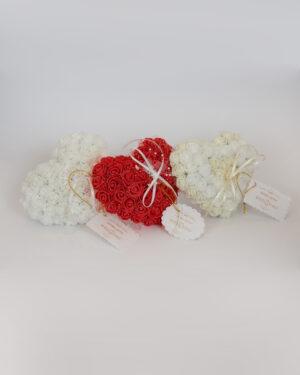 Възглавничка за сватбени халки