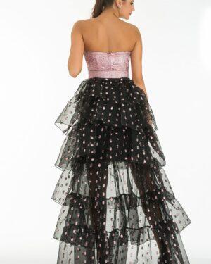 Абитуриентска рокля 53742 Rosha