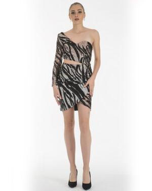 Абитуриентска рокля 7810 Rosha