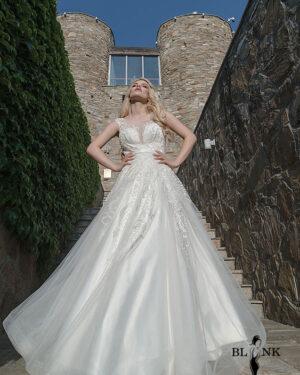 Сватбена рокля AERANGIS BLINK by Radi Lazarova
