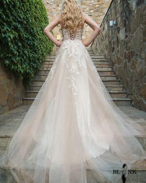 Сватбена рокля ANACAMPTIS BLINK by Radi Lazarova