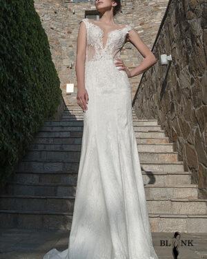 Сватбена рокля BRASSAVOLA BLINK by Radi Lazarova