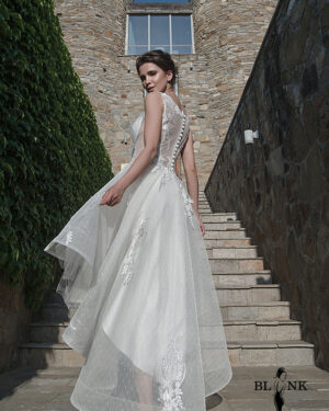 Сватбена рокля GONGORA BLINK by Radi Lazarova