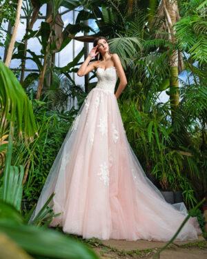 Сватбена рокля Даниела Hadassa
