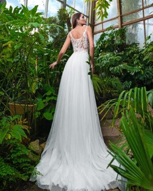 Сватбена рокля Емилияна Hadassa