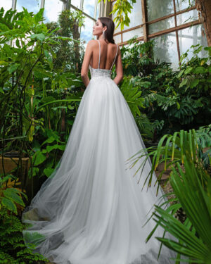 Сватбена рокля Лаванда Hadassa