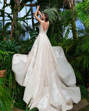 Сватбена рокля Летиция Hadassa