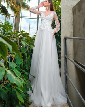 Сватбена рокля Марта Hadassa