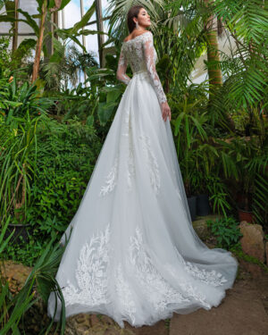 Сватбена рокля Примавера Hadassa