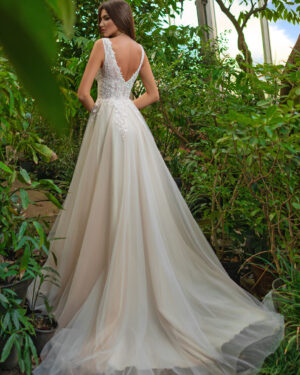 Сватбена рокля Фела Hadassa