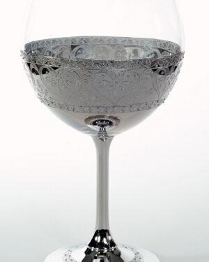 Сватбен стъклен бокал за църковен ритуал