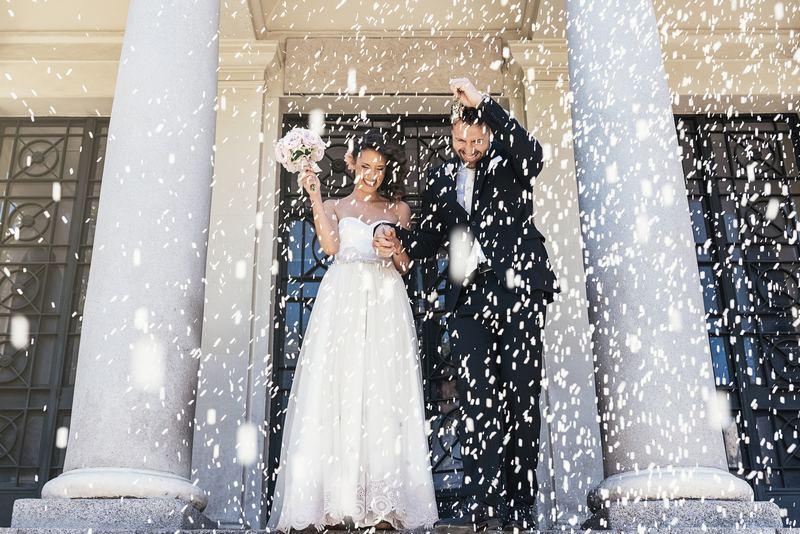 Граждански и църковен брак | Сватбен видео помощник