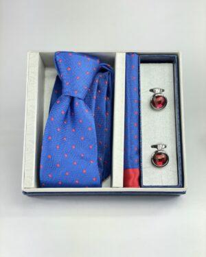 Луксозен комплект с вратовръзка