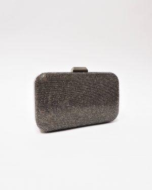 Официална дамска чанта двулицева