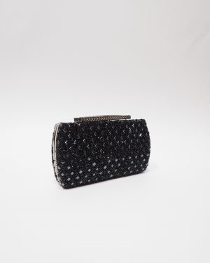 Официална дамска чанта с камъни NEW