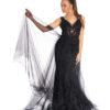 Абитуриентска рокля 2068 Rosha | Бални и абитуриентски рокли