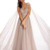Абитуриентска рокля 2119 Rosha | Бални и абитуриентски рокли