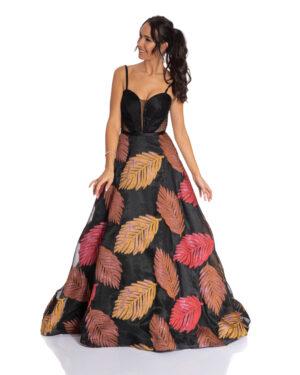 Абитуриентска рокля 3762 Rosha