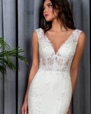 Сватбена рокля Инес Hadassa