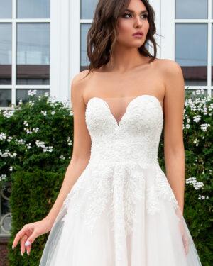 Булчинска рокля Мила Hadassa