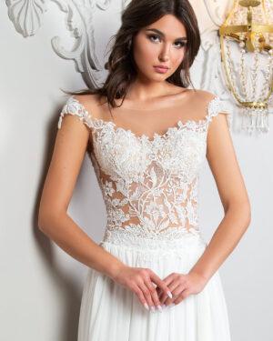 Булчинска рокля Наоми Hadassa