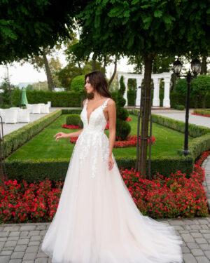 Булчинска рокля Полина Hadassa