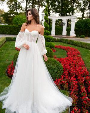 Булчинска рокля Стела Hadassa