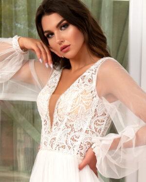 Булчинска рокля Валентина Hadassa
