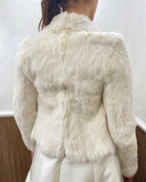 Палто естествен косъм №11